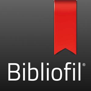 Illustrasjonsbilde, Bibliofil app