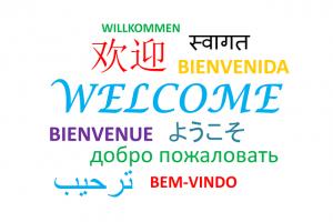 Språkkafé - mandager