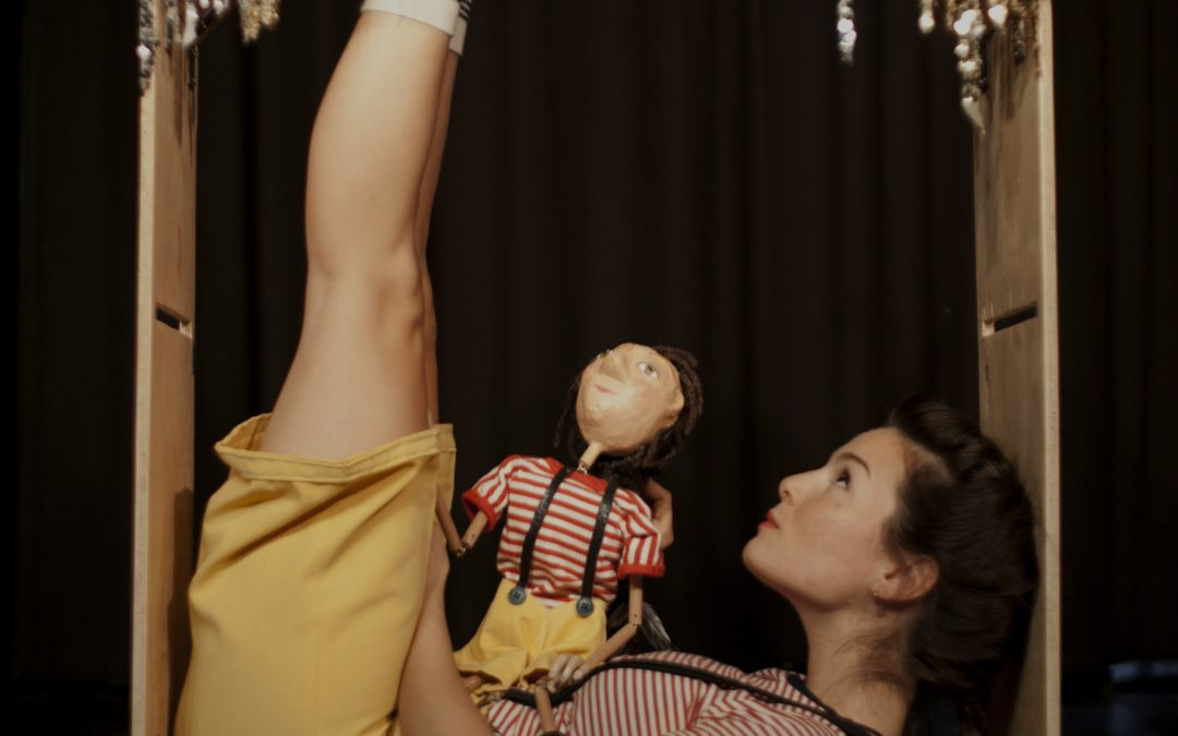 «Hjem» – teaterforestilling for barn lørdag 1.april kl 15