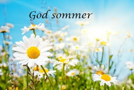 Sommerens åpningstider