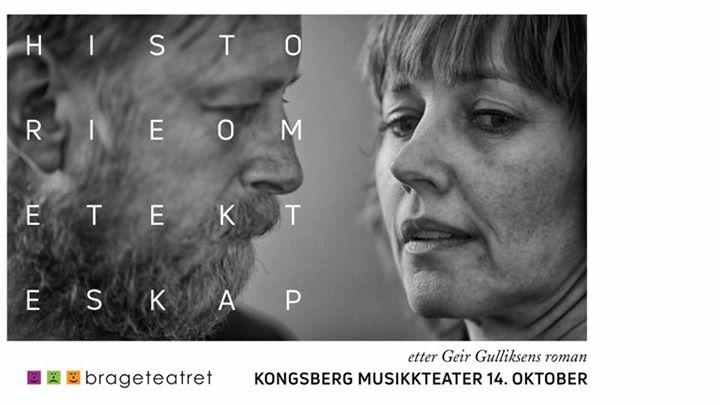 Historie om et ekteskap - Hva skjer når bok blir teater? Møt Geir Gulliksen og Ander T. Andersen