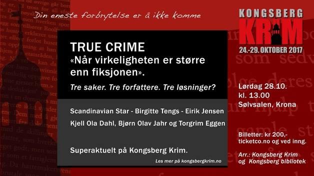 True Crime: Når virkeligheten er større enn fiksjonen