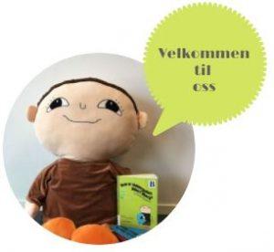 Bilde av bamsen Albert Åberg
