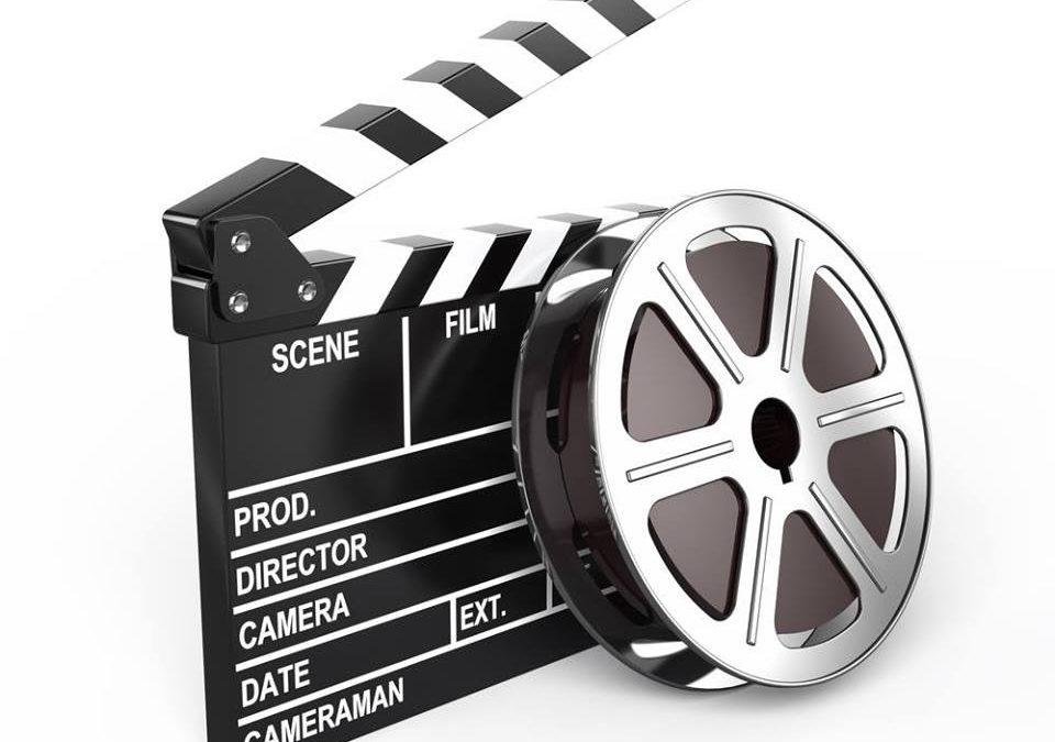 Barnas lørdag: Vi snurrer film