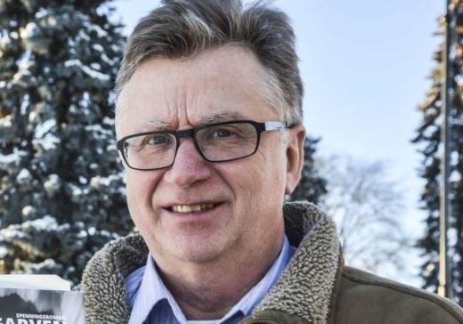 Boklansering: Jan Ragnar Nymoen