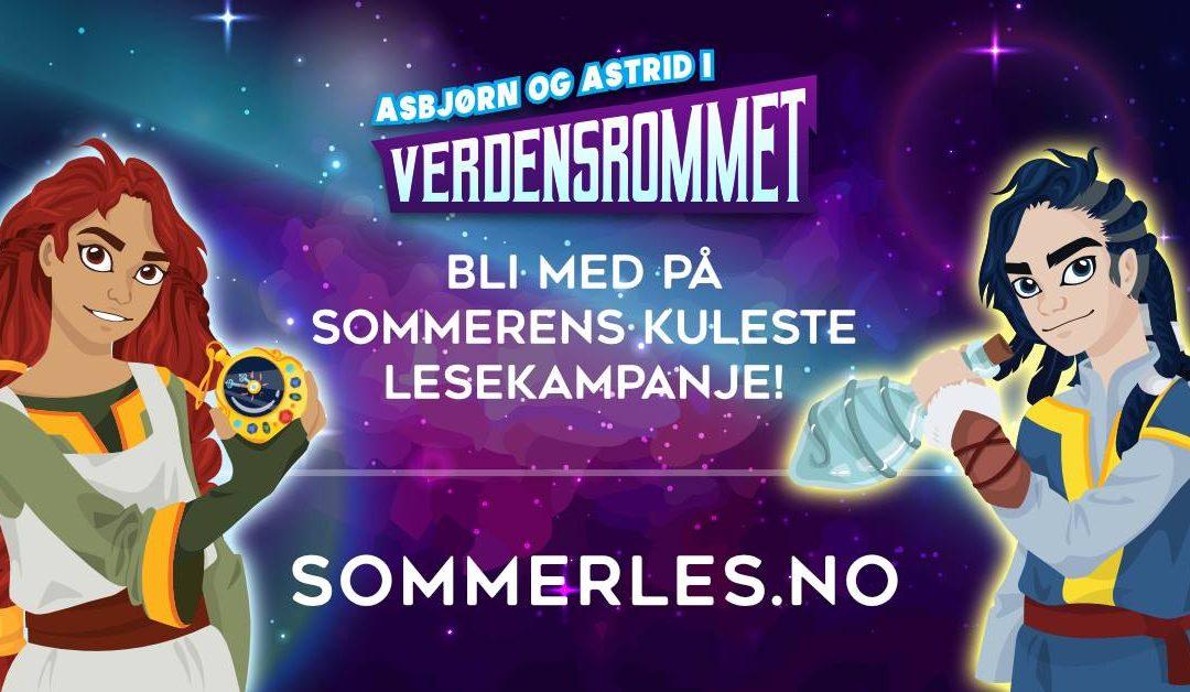 Vi inviterer til Sommerles-fest!