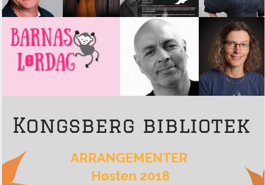 Høstens arrangementer