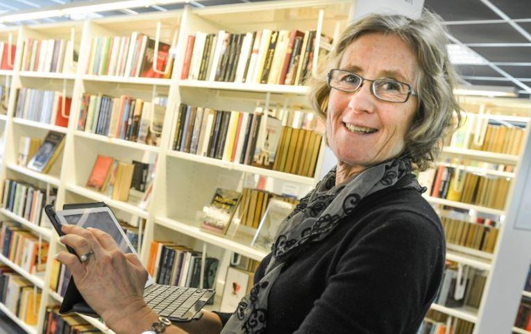 Vinner av Bibliotekprisen i Buskerud 2018