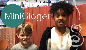 Barnas lørdag: MiniGloger