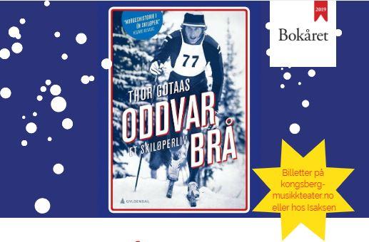 Thor Gotaas & Oddvar Brå: Et skiløperliv