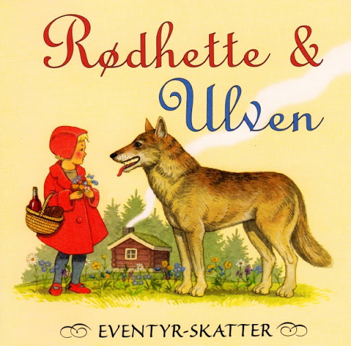 Barnas lørdag: Rødhette og ulven