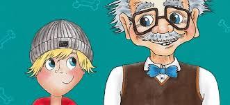 Boktips # 3. Bestefar og jeg
