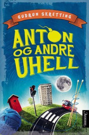 Boktips # 7: Anton og andre uhell