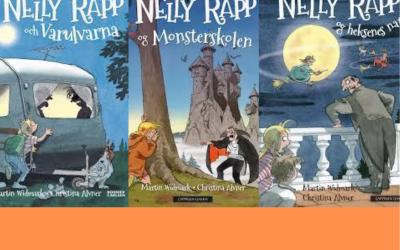 Bokslukertips: Nelly Rapp