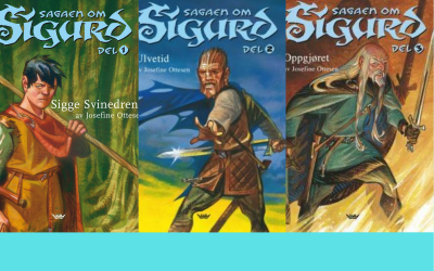Boktips # 8. Sagaen om Sigurd
