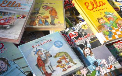 Bokslukertips: Bøkene om Ella