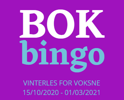 Vinterles: Bokbingo for voksne