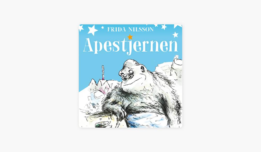 Frida Nilsson har kommet med ny bok!