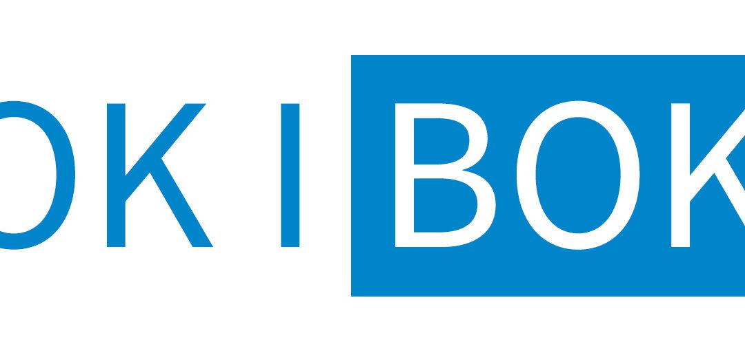 Bok i boks – ny podkast