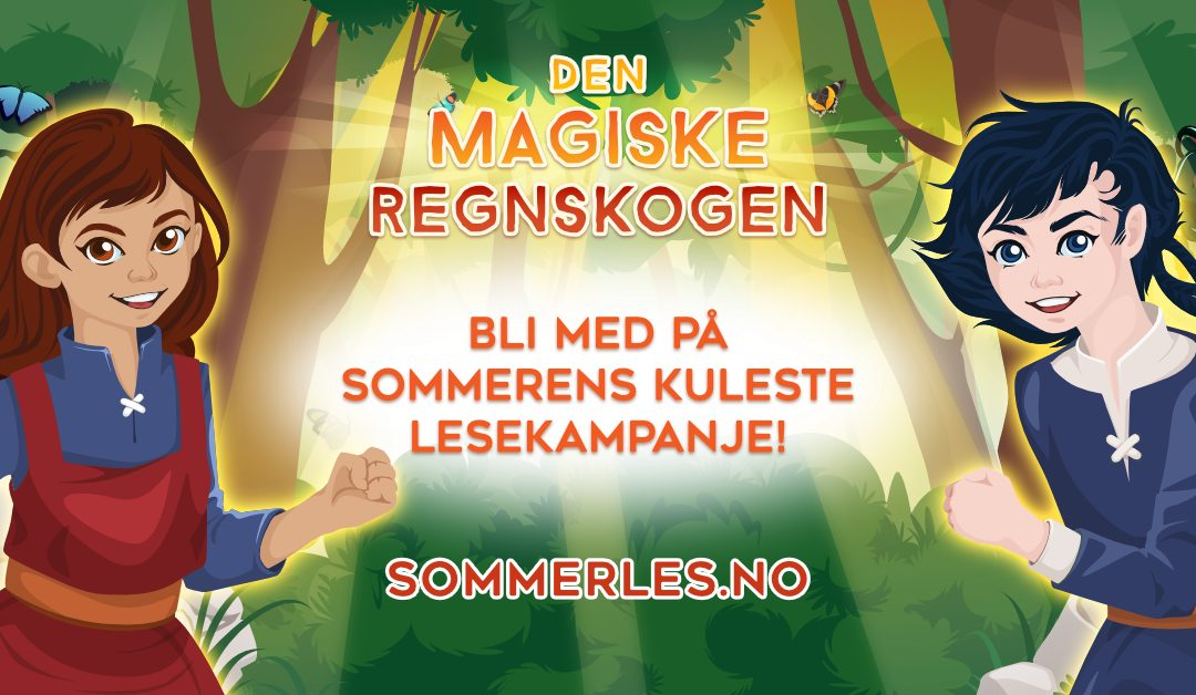 Årets siste Sommerlesdager!